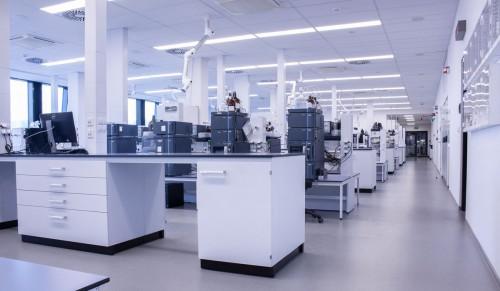 Obrázek k článku Laboratories for Synthon Blansko