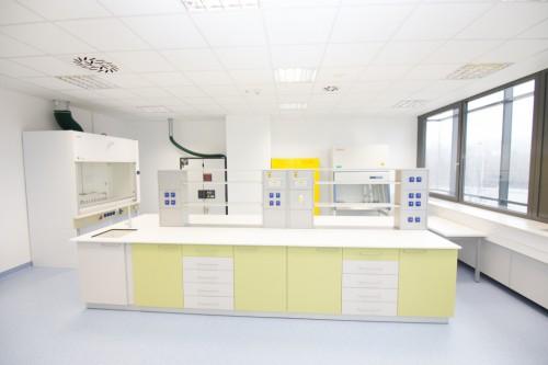 Obrázek k referenci Comenius University Science Park, Slovakia