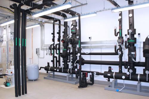 Obrázek k referenci Kayaku Safety Systems Europe a.s., Czech Republic, Production Building No. 105